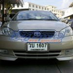  Toyota Altis  Dream Speed