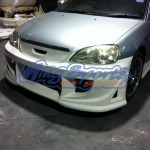  Honda Civic Dimension 2001  Weber