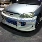 ชุดแต่งรอบคัน Honda Civic Dimension 2001 ทรง Weber