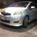 ชุดแต่งรอบคัน Toyota Yaris 09 ไมเนอร์เชนจ์ ทรง S-Limited