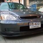 ลิ้นหน้า Honda Civic EK ปี 99 ทรง Mugen2