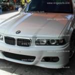 กันชนหน้า BMW E36 ทรง E46 M3
