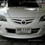 กันชนหน้า Mazda 3 BK 06 4D ทรง Autoexe