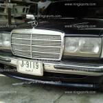 ลิ้นหน้า Benz W123 ทรง AMG