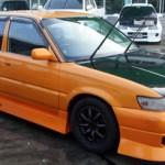 ชุดแต่งรอบคัน Toyota AE 92 ทรง URAS