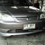  Honda Civic Dimension  F-1  2004  Type-R