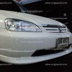  Honda Civic 2001 (Dimension) 