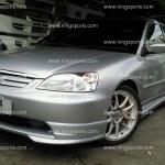ชุดแต่งรอบคัน Honda Civic 2001 (Dimension) ทรง Type-R ผสม F-1