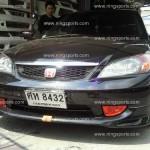 ลิ้นหน้า-หลัง Honda Civic 2004 (Dimension) ตาเหยี่ยว