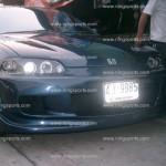 กันชนหน้า Honda Civic 92 4D ทรง ing+1