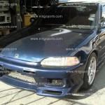 ชุดแต่งรอบคัน Honda Civic 92 EG 4D ทรง Kansei ผสม Buddy