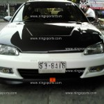 ลิ้นหน้า Honda Civic 92 EG 3D ทรง SIR2