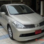  Nissan Tiida () 