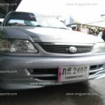 ชุดแต่งรอบคัน Toyota Soluna หยดน้ำ ทรงศูนย์