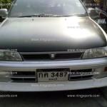 ลิ้นหน้า Toyota AE 100-101 ทรง V.2