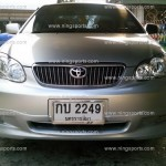 - Toyota Altis 02-06  G Limited