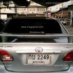 สปอยเลอร์ Toyota Altis 02-06 ทรงศูนย์ V.2