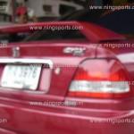 สปอยเลอร์ Honda City Type-Z ทรงศูนย์