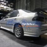กันชนหลัง Honda Civic 92 4D ทรง Kansei