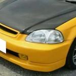 ลิ้นหน้า Honda Civic 96 EK ทรง Type-R