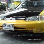ลิ้นหน้า Honda Civic 92 EG 4D ทรง SIR2