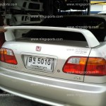 สปอยเลอร์ Honda Civic 96-99 EK ทรงสูง