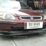 ลิ้นหน้า Honda Civic 96 EK ทรง Mugen2