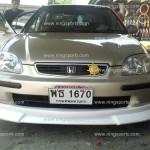 ชุดแต่งรอบคัน Honda Civic 96 EK ทรง WALD