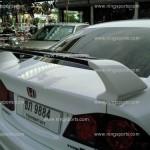 สปอยเลอร์ Honda Civic FD ทรง Type-R คาร์บอนเคฟลาร์