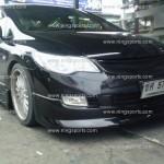 ชุดแต่งรอบคัน Honda Civic FD 06 ทรง WALD