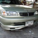 ลิ้นหน้า Toyota Hi-Torque ทรง V.1