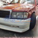 ชุดแต่งรอบคัน Benz W201 (190E) ทรง Carlsson