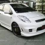 ชุดแต่งรอบคัน Toyota Yaris 09 ไมเนอร์เชนจ์ ทรง ings+1