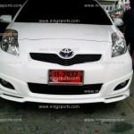 ชุดแต่งรอบคัน Toyota Yaris 09 ไมเนอร์เชนจ์ ทรง NS2