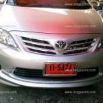 ชุดแต่งรอบคัน Toyota Altis 10 (Minorchange) ทรง V.3 (Camry)