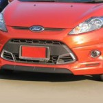 ชุดแต่งรอบคัน Ford Fiesta 5D ทรง Mini Style