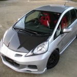  Honda Jazz 08 GE  Last Station