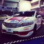 ชุดแต่งรอบคัน Honda City 08 ทรง J'S Racing