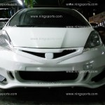 Honda Jazz GE 08  J&#8217;S Racing