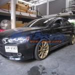 ชุดแต่งรอบคัน Mitsubishi Lancer EX ทรง EVO X งานไทย