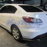 ชุดแต่งรอบคัน Mazda 3 2011 4D ทรง M'Z Custom