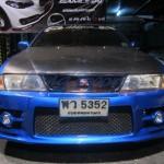 ชุดแต่งรอบคัน Nissan Sunny B14 ทรง V1