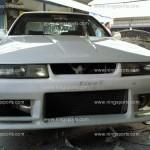 กันชนหน้า Nissan Cefiro A31 ทรง B-WAVE 2