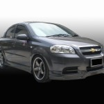  Chevrolet Aveo 