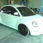  Volkswagen New Beetle  Caractere