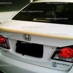 สปอยเลอร์ Honda Civic FD 06-09 ทรงแนบ Ducktail V.3