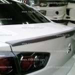  Mitsubishi Lancer Ex  Ducktail