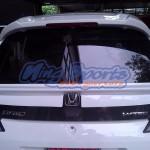 สปอยเลอร์คาดเอว Honda Brio ทรง Sport