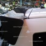 สปอยเลอร์ Honda Jazz GE 08 ทรง Spoon แบบคาร์บอนทั้งตัว