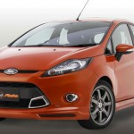  Ford Fiesta 5D  Parto
